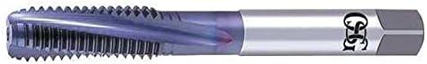 Osg Spiral Flute Tap 6-32 Sale Modified V Flutes Large discharge sale Bottoming Pac 3