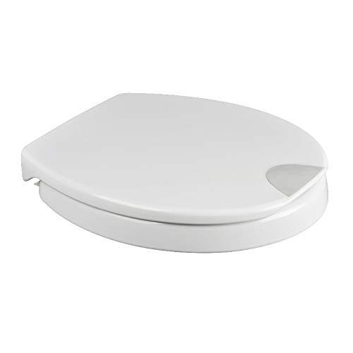 Novara Plus Duroplast WC Sitz Erhöhung 5 cm mit Absenkautomatik, bis 200 kg belastbar