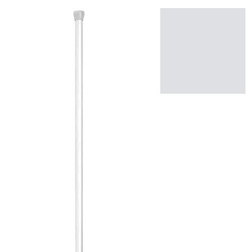 AFT Riel Chyc 5431800 Barre Bath Droit Extensible 0 74-1,26 18 mm/m Blanc
