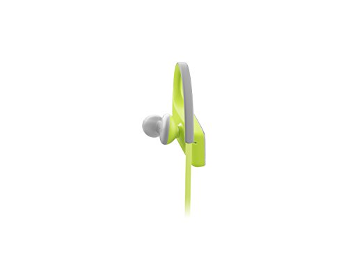 Panasonic RP-BTS35E-Y Bluetooth In-Ear Kopfhörer (wasserfest, Schnellladefunktion, flexible Ohrbügel, gelb)