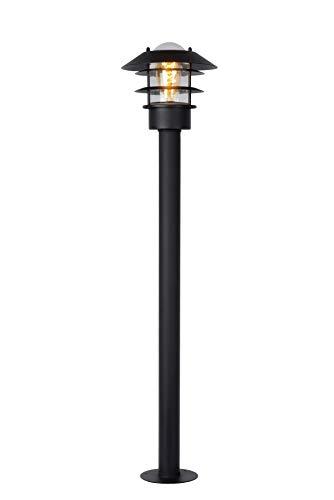 Lucide ZICO - Mastleuchte Außen - Ø 21,8 cm - 1xE27 - IP44 - Schwarz