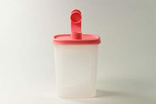 TUPPERWARE Slim Line Jarra 1 L Botella rosa 38115