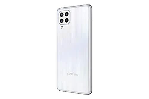 Samsung Galaxy M32 Android Smartphone ohne Vertrag, 6,4-Zoll -Infinity-U-Display, starker 5.000 mAh Akku, 128 GB/6 GB RAM, Handy in White, deutsche Version exklusiv bei Amazon - 7