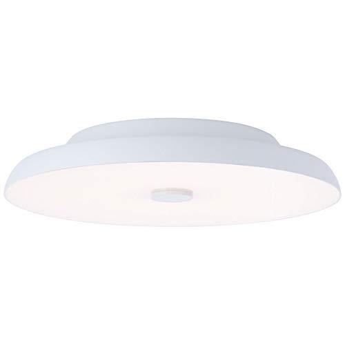 AEG ADORA LED Wand- und Deckenleuchte Ø 40 cm Kunststoff Weiß