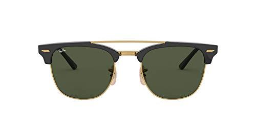 Ray-Ban MOD. 3816 Ray-Ban Sonnenbrille MOD. 3816 Rechteckig Sonnenbrille 51, Schwarz