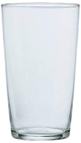Dkristal Cartago Vaso Cerveza, 0.49 L, Cristal, 8.5x8.5x13.5 cm, 6 Unidades