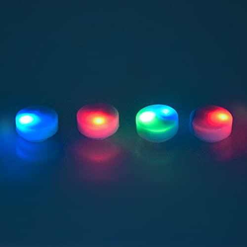 CHENJUAN Drone Luce di Volo Notturna con Batteria Adatta per DJI Mavic Air 2 / Mavic Mini/Mavic PRO/Air 1 / Mavic 2 PRO Zoom/FPV Combo Universal piezas de repuesto