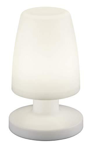 Reality Leuchten Dora Lampada da Tavolo 1.5 W, Bianco