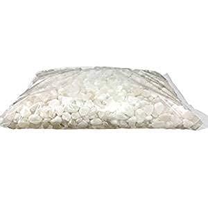 お墓の除草塩10kg大袋入り 粒M・Lサイズ(10~20mm) 粒正規サイズと大きめサイズの混合