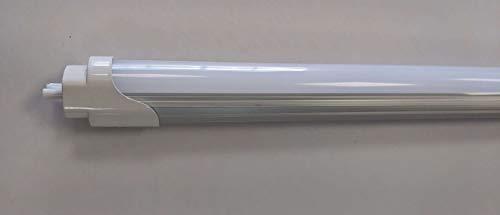 LED Leuchtröhre [kein Starter nötig!] Farbe 4500 K Opak Cover T8 Länge 72 cm (720mm) Farbreinheit CRI >80 Durchmesser 26mm Sockel G13