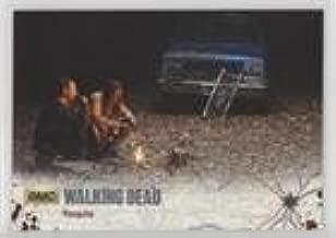 Respite #/99 (Trading Card) 2016 Cryptozoic The Walking Dead Season 4 Part 2 - [Base] - Silver Foil #66