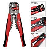 OYISIYI Wire Stripper, 8-Inch Wire Stripping Tool Automatic...