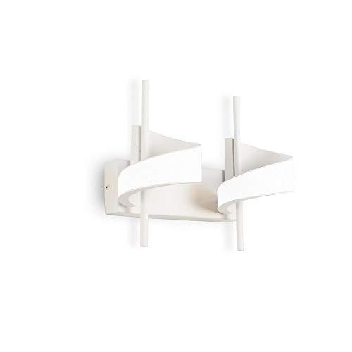 Aplique LED TSUNAMI color blanco arena LED 24W - 3000K - 1800 LMS