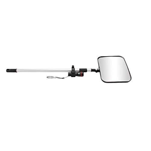 LCF Teleskop-Inspektionsspiegel, Auto-LKW-Reparatur, Die Erkennungs-quadratische Linsen-Spiegel-optische Inspektionsvorrichtung, Tragbarer Sicherheits-Detektor 360 ° -Drehung Ausdehnt