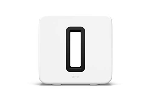 Sonos Sub (Gen 3) - The Wireless Subwoofer for...