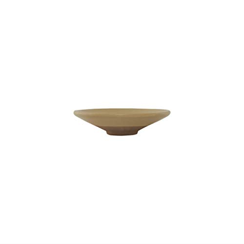 OYOY Living Hagi Mini Bowl Dusty Lemonade Hell Gelb - Dip Schälchen Klein Keramik/Porzellan - Durchmesser 8 cm