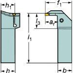 サンドビック コロカット1・2 突切り・溝入れ用シャンクバイト (1個) RG123G07-2525C