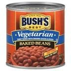 Bush's Best BEST Baked Beans Vegetarian, 16 Ounce Can (Pack of 12), with Protein and Fiber, Low Fat, Gluten Free, Canned Baked Beans, Canned Beans