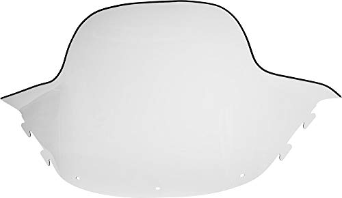 Polaris Windshield Indy 500 (Evolved Hood) Std. 1994-1999 17.75 Smoke Snowmobile Part# 40-1241 OEM# 5431652, 5431930