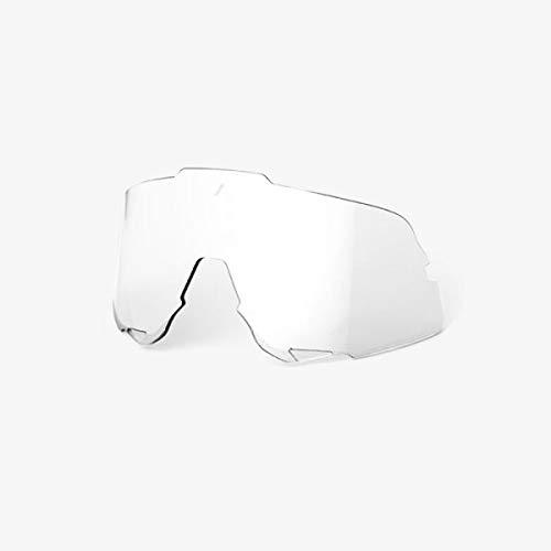 100% 84126914289VAR - Ersatzglas für brillenradsport Glendale Farbe TRANSPARENTE