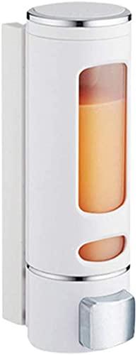 qwert Cocina Dual SOAPES Y LOCION Dispensadores Dispensador Dispensador Dispensador De Jabón Shampoo Ducha Ayuda Hospital Hotel,Single Head
