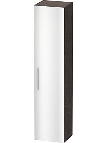Duravit Hochschrank Vero 360x400x1760mm 1 Spiegeltür, nussbaum gebürstet, VE1126R6969