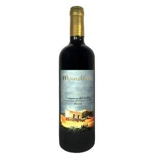 6 x 0.75 l - Mandediu, Carignano del Sulcis Doc, prodotto dai vignaioli di Carloforte, Vigna du Bertin