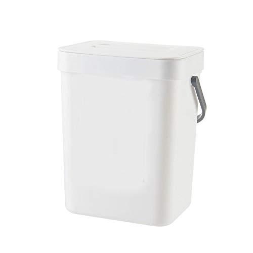 SFeng Cubo de basura, para colgar en la cocina, cubeta de residuos...
