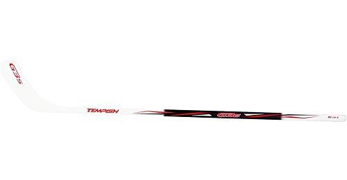 Hockey- und Eishockeyschläger Tempish G3S rot 115-152 cm ABS Schaufel (115 cm - Linksschuß)