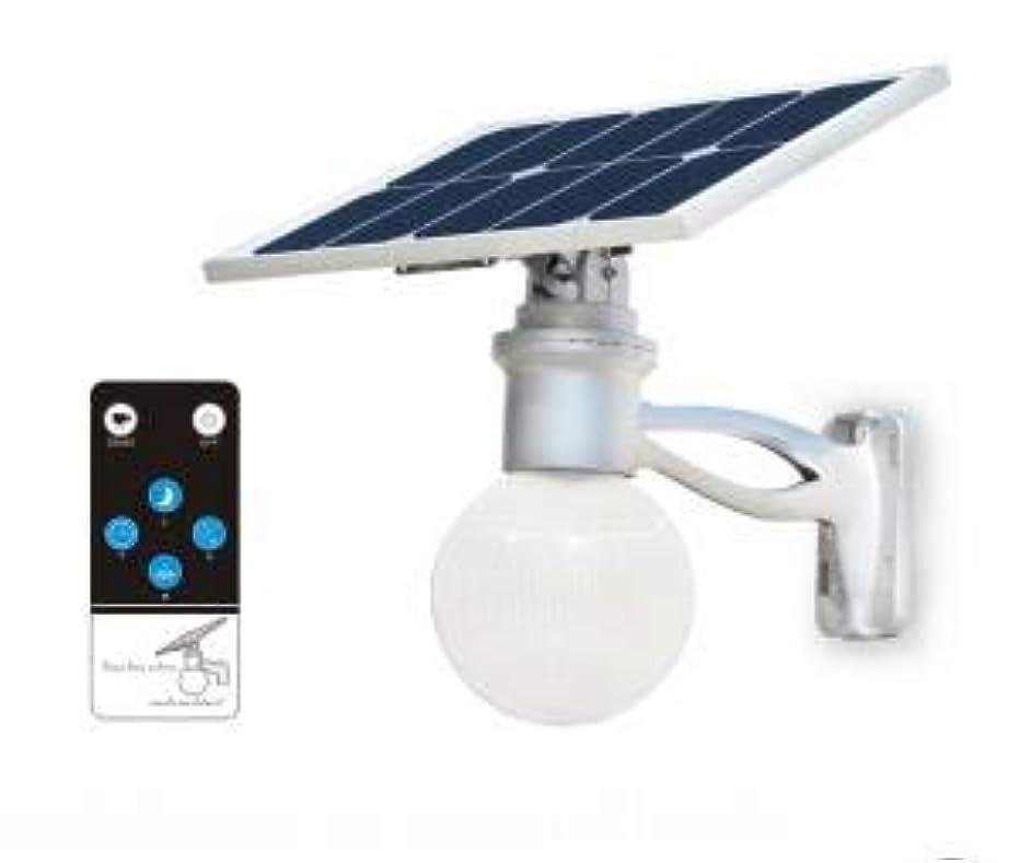 AE Light 70320-SCMLR12 4 watt LED Solar Light with Remote & Lithium Battery
