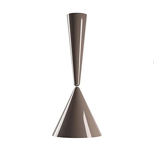 Flos Diabolo - Lámpara cónica de techo diseñada por Achille Castiglioni - Beaver Brown