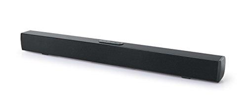 Muse TV Soundbar Bluetooth mit optischem Eingang, AUX-In und RCA-Eingang, 50 Watt Ausgangsleistung