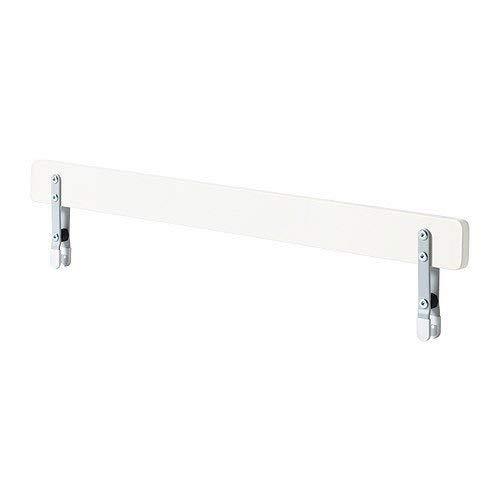 Ikea Barandilla, Madera, Blanco, 90x8x4 cm