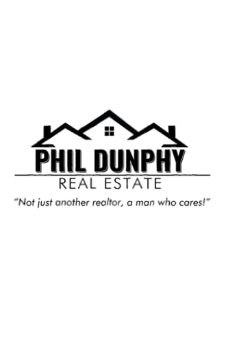 Phil Dunphy Real Estate Notebook: Lined College Ruled Paper, Matte Finish Cover, Journal, Planner, 6x9 120 Pages, Diary