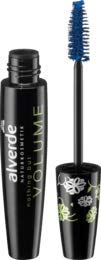 alverde NATURKOSMETIK Wimperntusche Nothing But Volume Mascara Nr. 30, 1 x 12 ml