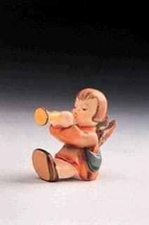 M I Hummel ** Angel with Trumpet 2.25