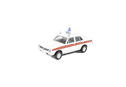 Oxford Diecast 76MAR004 Morris Marina Cheshire Police