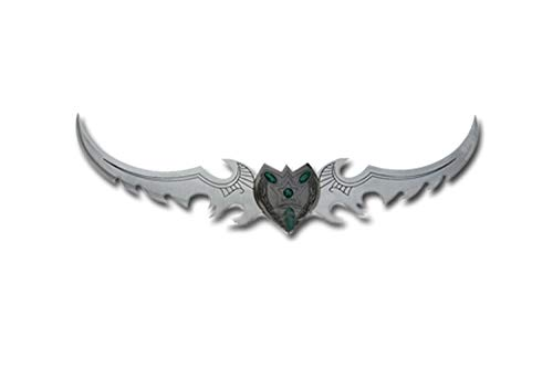Swords Valley®Aus dem Warglaive of Azzinoth Cosplay vom Blizzard Entertainment World of Warcraft Illidan Stormrage.