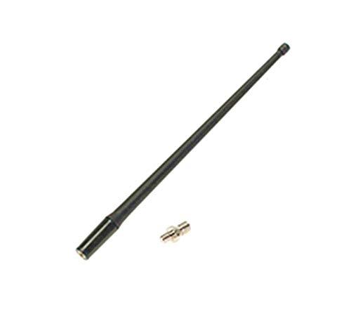 YONGYAO Noire 13 inches Signal Am FM Antenne Antenne pour Jeep Wrangler Jk 07-16