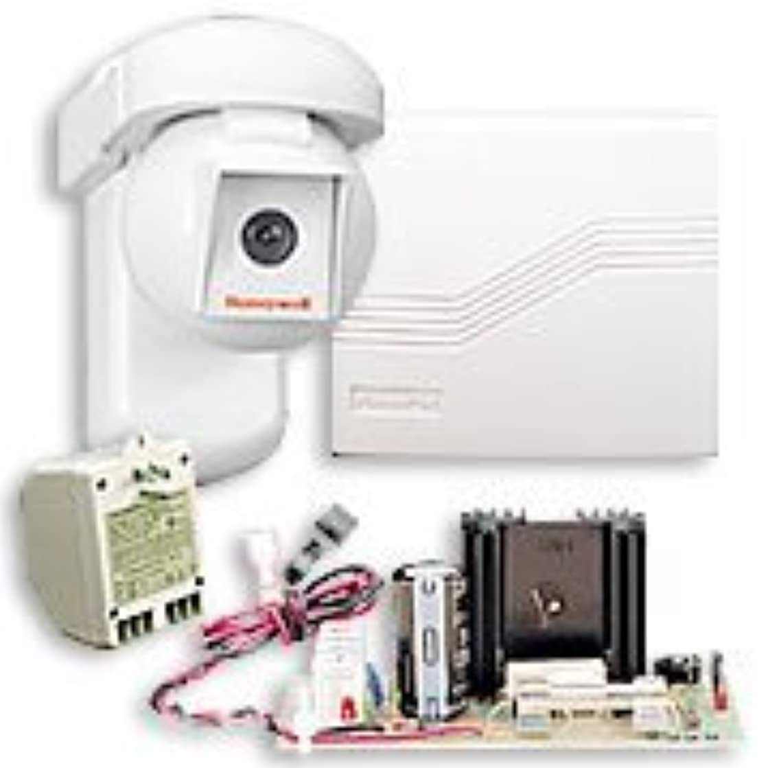 Ademco Honeywell OptiflexPak 6 Channel Interactive Video Security Surveillance System with CCD Camera