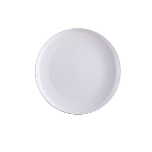 XZG-Geschirr Steak Teller Hummer-keramischer Teller, Teigwaren-keramische Disketten-Gemüsekeramik-Teller-Frucht-keramischer Teller-Größe 19.7 * 19.7 * 2.3CM, 23 * 23 * 2.3CM Salat Platte