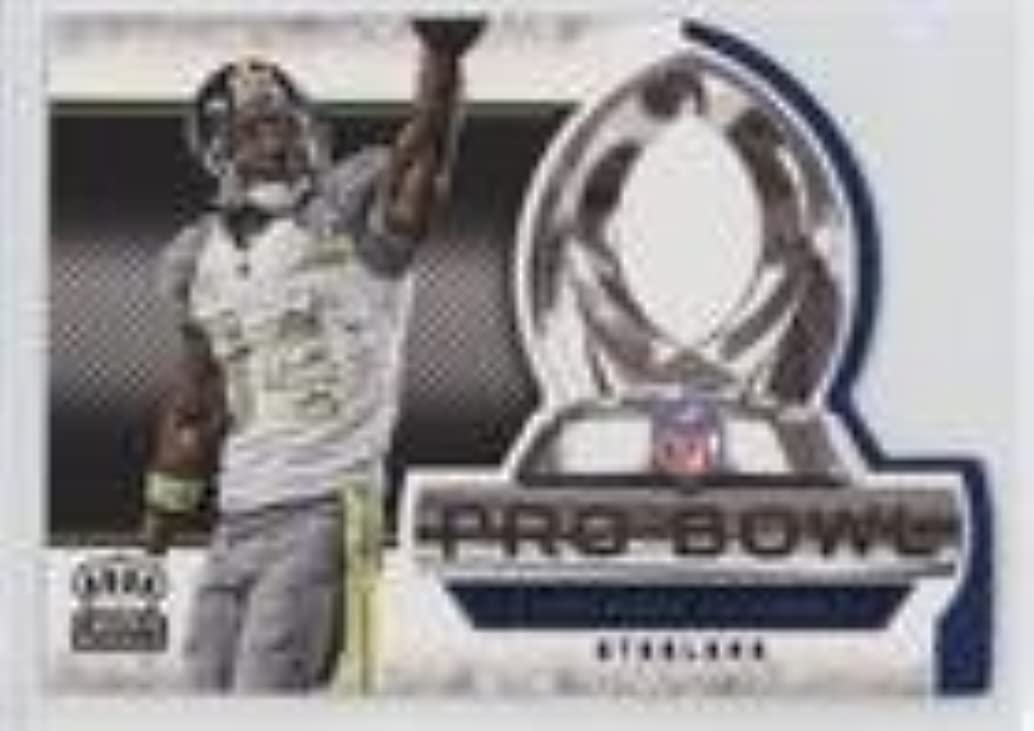 Antonio Brown (Football Card) 2015 Panini Crown Royale - Pro Bowl Die-Cuts - Blue #PB7