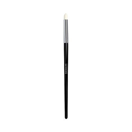 T4B LUSSONI 400 Series Pinceaux Maquillage Professionnel Pour Ombres A Paupières Pressés, En Vrac, Estompeurs, Effet Smokey Eye (PRO 484 Brosse de précision bombée)