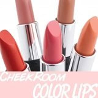 Cheekroom Color Lipstick No.2 (strawberry milk)