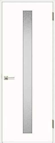 ラシッサS 標準ドア ASTH-LGB 錠付き 0920 W:868mm × H:2,023mm 吊元:左吊元 本体色/枠色:プレシャスホワイト(YY) 枠種類:ノンケーシング95(壁厚:64-75) 沓摺:なし 把手:サークルB 鍵種類:丸型簡易錠 LI