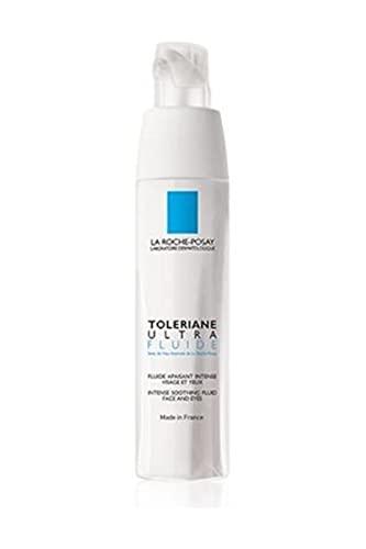 La Roche Posay Toleriane Ultra Fluido Calmante Intenso para Cara y Ojos - 40 ml