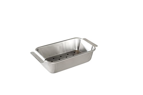 Nordic Ware Naturals Meat Loaf Pan, with Lifting Trivet