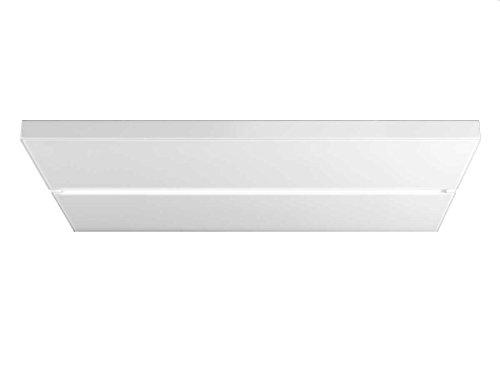 Smeg kscf90b integriertem Deckenmontage weiß 845M³/h Dunstabzugshaube–Hauben (845M³/h, Rückgewinnung, 58dB, 38dB, 58dB, integriertem Deckenmontage)