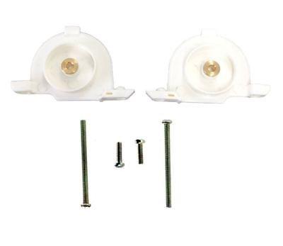 KGA-SUPPLIES KGA Fournitures Rouleau Plastique kit de caches d'extrémité pour Gtech Airram Dm001 AR02 AR01 Aspirateur sans fil