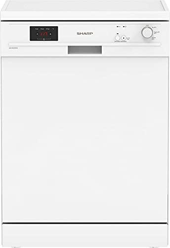 SHARP - Lave vaisselle 60 cm SHARP QWGX12F47EW - QWGX12F47EW